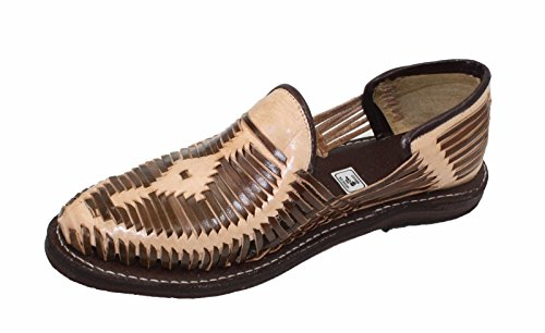 Leather Mexican Shoes for Men