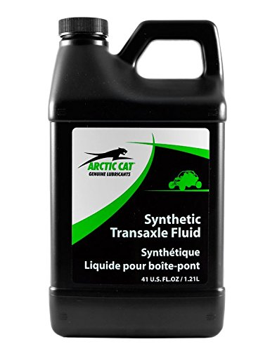 Arctic Cat 2436-050 - Synthetic Transaxle Fluid (Pack of 1)