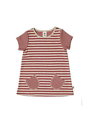 Leela Cotton - Robe - Bébé (fille) 0 à 24 mois - Rouge - 9 mois
