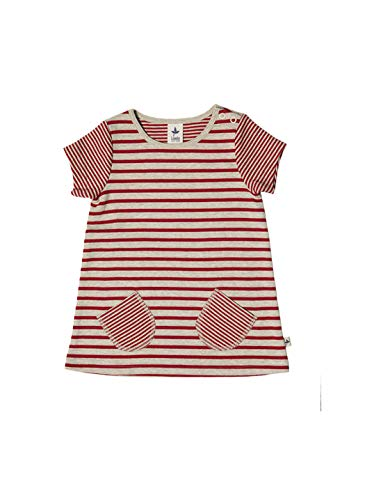 Leela Cotton baby/kinderen zomerjurk biologisch katoen