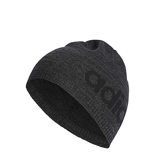adidas Daily Beanie, Black Heather/Black, OSFM