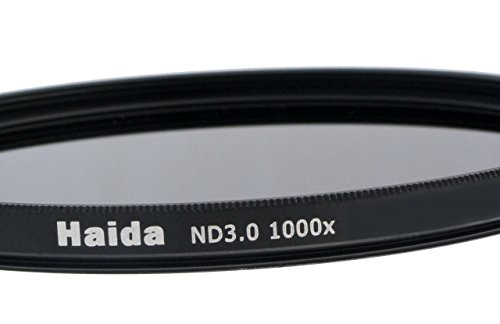 Haida Graufilter ND3,0 (1000x) für Digitalkameras 46mm