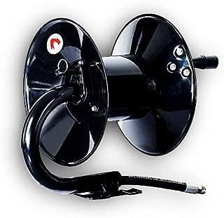 REELWORKS Air-Hose-Reel Retractable Hand Crank Reel 3/8