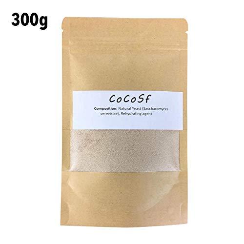 Sunneey Instant-drooggist, 50/100/300 g, voor bakkers, gist, met hoog glucosegehalte, keukenbakaccessoires, deeg quillt, poeder, voor pannenkoeken, brood, muffins