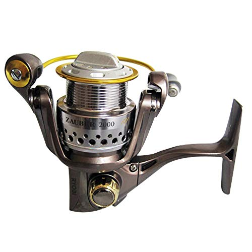 Carretes De Pesca Carrete De Pesca Ligero Smooth Bass Gear Spinning Casting Izquierda Derecha Carretes De Pesca De Agua Salada Pesca De Agua Dulce Y Salada