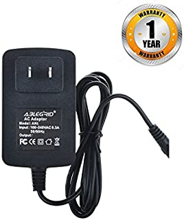 ABLEGRID 4ft Small AC DC Adapter for Q-See QSDR008RTC QSDROO8RTC QSee Network DVR Security Digital Video Recorder System Power Supply Cord Cable PS Charger Input: 100-240 VAC Worldwide Use Mains PSU