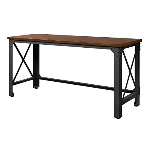 Whalen 72' Metal and Wood Workbench