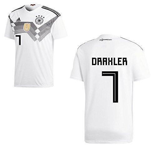 Trikot Herren DFB 2018 Home WC - Draxler 7 (M)