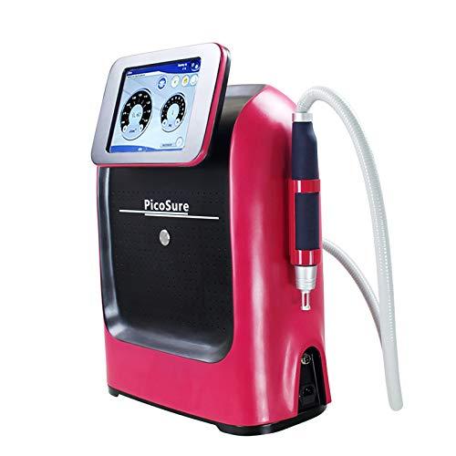 Preisvergleich Produktbild TQ Angebot Einstellbare 1064nm 532nm Honeycomb 755nm Carbon-1320nm tragbare Laser-Tattoo-Entfernung Pikosekunden-Laser