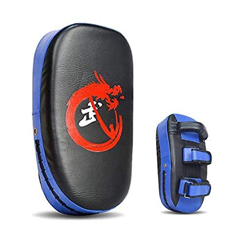 Cozywind Escudos para Patadas de Artes Marciales,Boxing Pad, Objetivo de Patada de...