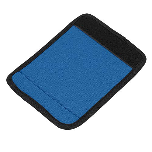 Comfortable Light Neoprene Handle Wraps/Grip/Identifier for Travel Bag Luggage Suitcase Fit Any Luggage Handle(Blue)