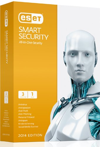 ESET Smart Security 7 - 3 PCs (Minibox)
