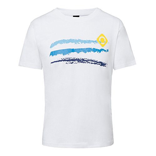 IZAS Eiger T-Shirt Homme, Blanc, FR (Taille Fabricant : XL)