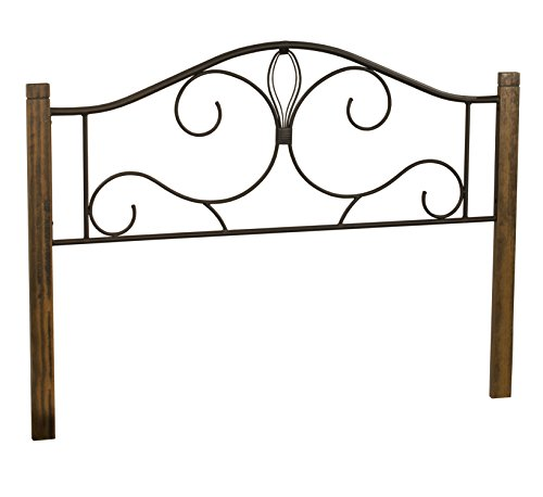 Hillsdale Furniture 1 2220HFQ Destin Headboard Full/Queen Oak