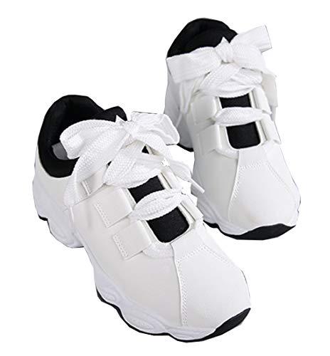 [ヘブンデイズ] Heaven Days ランニングシューズ スニーカー スポーツシューズ ジョギングシューズ トレーニングシューズ ジム ウォーキング ランニング 紐靴 リボン レディース 1809N0445