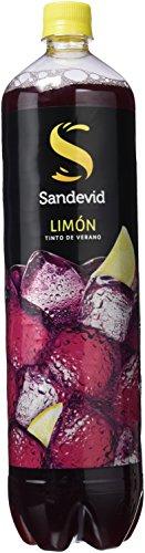 Sandevid - Tinto de verano con limón, 1.5 L