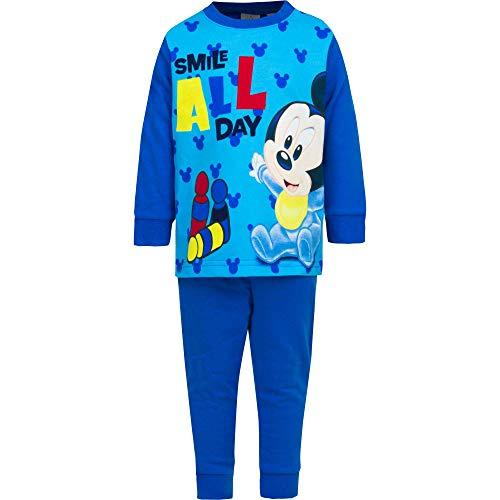 Mickey Mouse Pyjama Long imprimé bébé garçon