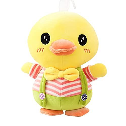 HPMM Cartoon-Software Daune Baumwoll-Plüsch-Spielzeug-Schlafkissenbett-Schlafsofa-Kissen Rückenlehne (Size : 30 cm) (Size : 45 cm)
