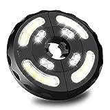 Luces para Sombrillas, Guiseapue Luz para Sombrilla Terraza Lámpara para Sombrilla LED COB Luz Parasol de Patio con 3 Modos, USB Lampe Paraguas para Cámping, Patio, Playa,Jardín y Piscina