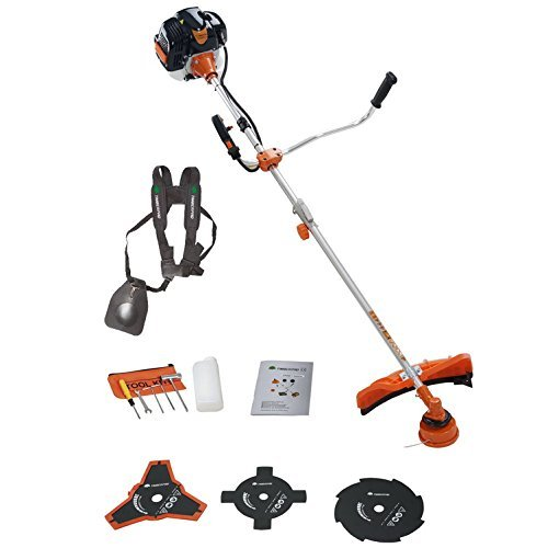 TIMBERPRO 52cc Heavy Duty Split Strimmer and Brush Cutter...