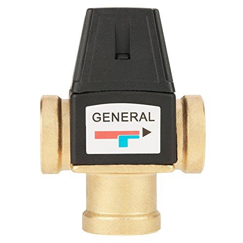 Thermostatisches Thermostatventil für Duschsystem, DN25, mit Innengewinde
