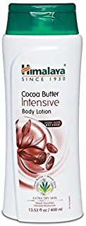Himalaya Cocoa-Butter Body Lotion 400ml (2 Pack)