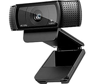 Logitech C920 - USB HD Pro Webcam, negro (B006H967FA) | Amazon price tracker / tracking, Amazon price history charts, Amazon price watches, Amazon price drop alerts