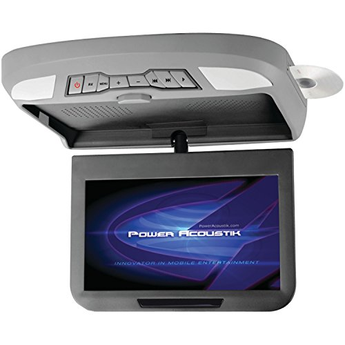 """Power Acoustik PMD-102X Ceiling Mount DVD Overhead With 10.2"""" LCD/MobileLink"""