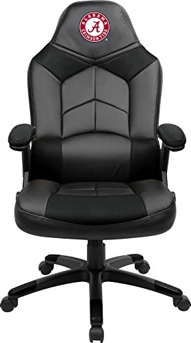 Imperial Officially Licensed NCAA Furniture; Oversized Gaming Chairs, Alabama Crimson Tide