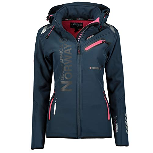 Geographical Norway REINE LADY - Veste Softshell...
