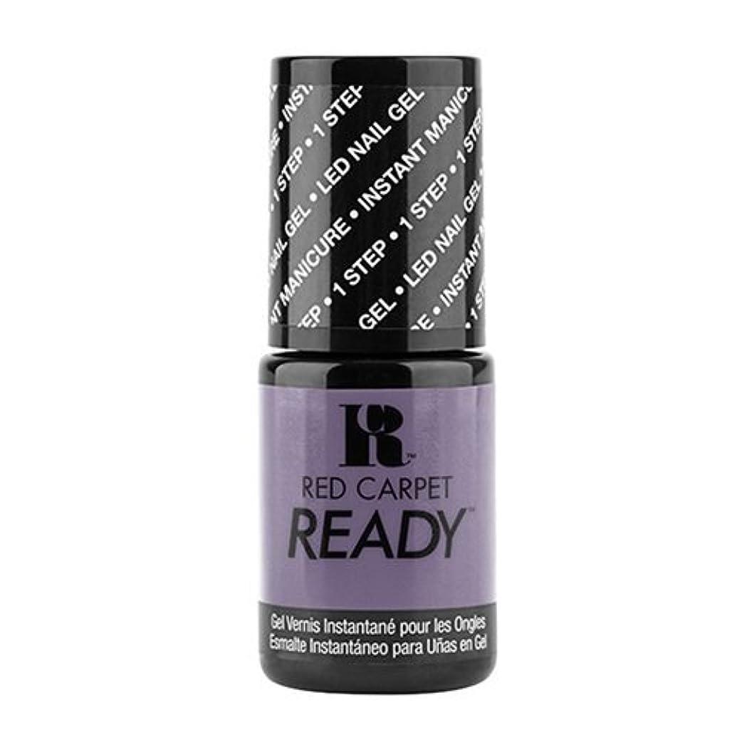 Red Carpet Manicure - One Step LED Gel Polish - Call Back - 0.17oz / 5ml