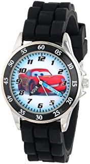 Disney Kid's Cars Watch, Learn How to Tell Time - Kid's...