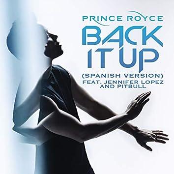 Back It Up (Spanish Version)