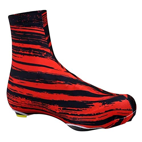 I will take action now Bicycle Shoe Cover Overshoes Best for Summer Water Resistant Overshoes Road Bike MTB Mountain Bike Cycling Accessories (Size : XL)