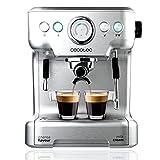 Cecotec Cafetera Express Power Espresso 20 Barista Pro. Thermoblock para...