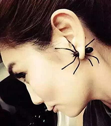 Pendientes Mujer - Animal Spider Men Stud Pendientes Personalidad Street Punk Accesorios De Estilo Lady Joyas Hipoalergénicas Niñas Moda Fiesta Cumpleaños Amante Regalo