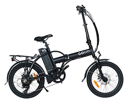 "Folding Electric Bicycle 20"" 500W With A Removable 48v 10AH Lithium-Ion Battery - Lightweight and High Speed E-bike - All Terrain Foldaway Sport Commuter Bicycle With Pedal Assist and Pedal-Free Mode"