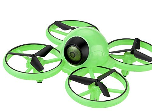 Mini Drone for Kids, Remote Control Drone Toys with LED Blinking Light, Spin Crash...