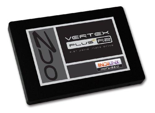 OCZ 60GB Vertex Plus R2 Series SATA II 2.5-inch SSD with Random Read 4KB 20K IOPS- VTXPLR2-25SAT2-60GB