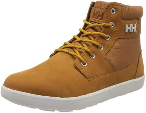 Helly Hansen Men s Stockholm 2 Sneaker Boot 725 Honey Wheat Cashew Off White 10 product image