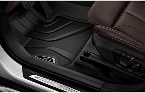 BMW Genuine Max 90% OFF All-Weather Floor Mats Front X1 Set 2016+ Latest item