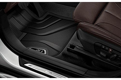 BMW Genuine All-Weather Floor Mats, X1 (2016+) Front Set