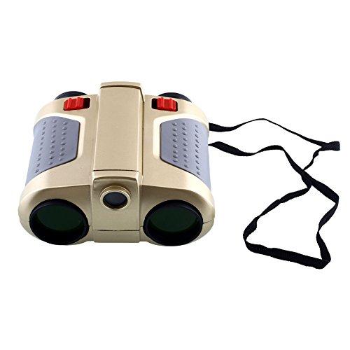 Forfar Visor de visión nocturna Espía de Vigilancia de Seguridad Alcance Prismáticos Luz telescopio binocular Pop up
