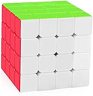 4 Layers Cube Puzzle Toys for Children Kids Rubik's Cube 4x4x4 Profissional Speed Magic Cube Educational Cubo Magico Toy S...