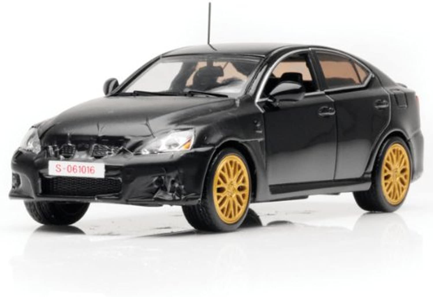 Kyosho Kyosho 1 43] [Jck03304nu Lexus Is F Nurburgring Test Car (japan import)