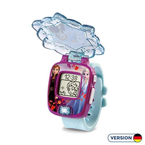 Vtech 80-518804 Die Eiskönigin 2 Lernuhr, Lernuhr, Mehrfarbig