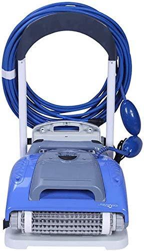 LTLJX M200 Aspirador Equipos automáticos de Limpieza M3 Piscina Robot de 18 Metros de Cable Profesional Limpiador Equipo, A LUDEQUAN (Color : A)