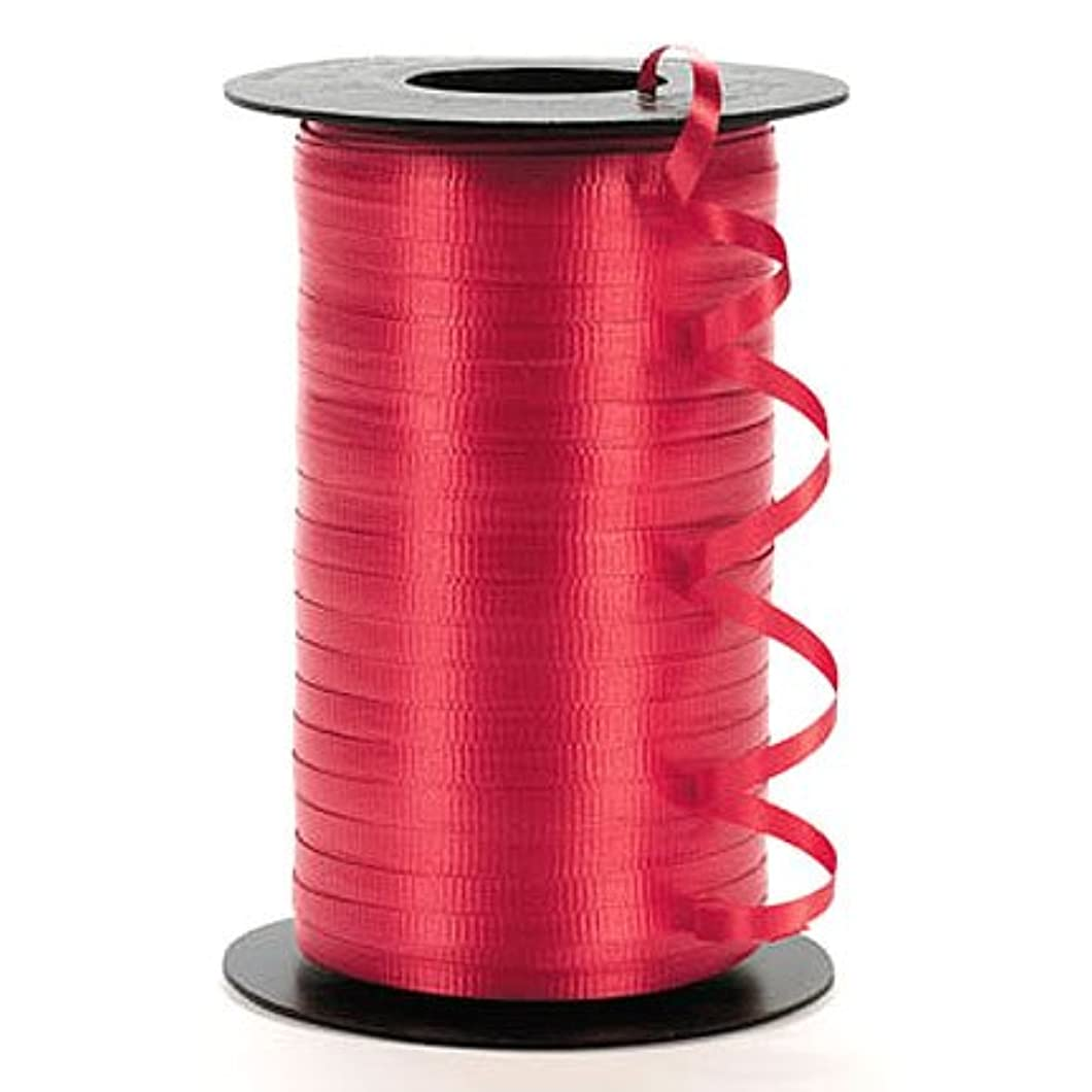 Red Curling Ribbon (1 roll) ydpbvso90