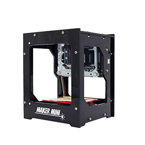 1000mW DIY Mini USB Laser Engraving Machine Automatic CNC Wood Router Laser Engraver Printer Cutter Cutting Machine