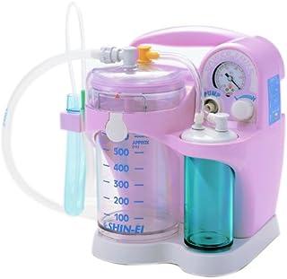 吸引器 パワースマイルKS-700 鼻水吸引オリーブ管キット付き 【小児用シリコンオリーブ5個付き】